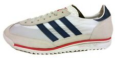 Adidas Mens SL 72 RETRO trainers White/navy/red M25727 UK 6-13 New Boxed