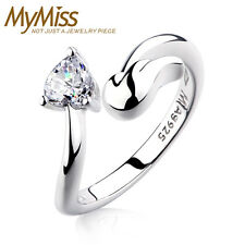 Newest Fashion Love heart and A Wing Shaped Womens Décor Gift Alloy Ring HOT