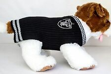 Oakland Raiders Dog Sweater NFL Football Officially Licensed Pet Product
