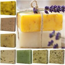 MOTHER HEARTH PURE HANDMADE HERBAL SOAP WITH NATURAL OILS 100 Gr - PARABEN FREE