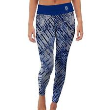 Dickinson State University Blue Hawks Womens Yoga Pants Prism  Design