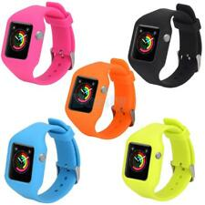 Silicone Fitness Replacement Band Wrist Strap for Apple Watch 42mm Colorful