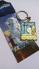 Singapore Keychain Tourist Attractions