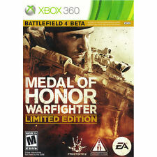 Medal of Honor: Warfighter Limited Edition (Xbox 360, 2012) Complete...Walmart