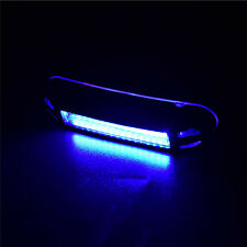 USB Waterproof LED Bicycle Bike Front Rear Tail Light Rechargeable Warning Lamps