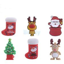 Christmas Kids Gift USB 2.0 Flash Memory Stick Pen Drive Storage Thumb U Disk