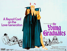 The Young Graduates - 1971 - Movie Poster