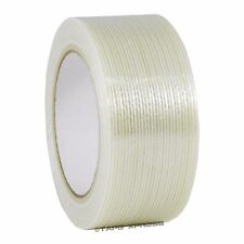 """2"""" x 60 yd Filament Reinforced Strapping Fiberglass Tape 3.9 mil Free Shipping"""