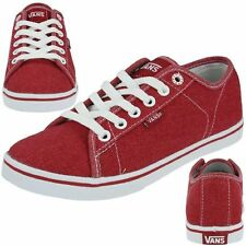 VANS Ferris Lo Pro Trainers JW07XD red