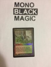 Mtg Magic the Gathering Onslaught WOODED FOOTHILLS Foil x 1 modern legacy Mint