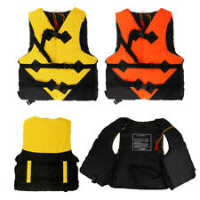 Kids Adult Safety Swim Life Jacket Vest for Swimming Kayak Canoe Boat Fishing XL