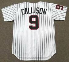 JOHNNY CALLISON Chicago White Sox 1950's Majestic Cooperstown Baseball Jersey