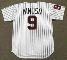 MINNIE MINOSO Chicago White Sox 1960's Majestic Cooperstown Baseball Jersey