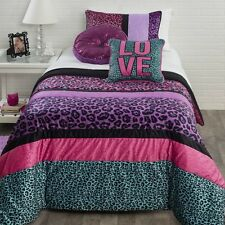 Seventeen Pop Cheetah Comforter Set