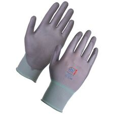 Supertouch Electron Precision Gloves ULTRA Lightweight PU Palm Coated Gloves