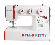 Janome Hello Kitty 15822 Mechanical Sewing Machine