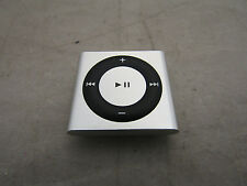 Apple iPod Shuffle A1373 2GB Silver Wiped And Working