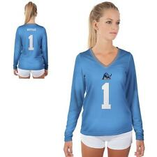 Buffalo SUNY Bulls Womens Long Sleeve V-Neck Shirt Jersey  Design