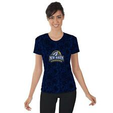 New Haven Chargers Womens Short Sleeve Shirt Lace  Design