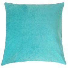 The Pillow Collection Elior Solid Velvet Throw Pillow