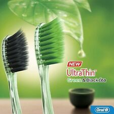 Oral-B Ultra Thin Extra Soft Toothbrush Deep Clean & Gentle Clean Healthy NEW