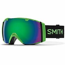 SMITH OPTICS SAMPLE II71SOL17 I/O SKI SNOWBOARD GOGGLE SOLAR/IGNITOR MIRROR