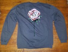 Kanye West Rare 100% Authentic Yeezus Tour Rose Pullover Sweater Sweatshirt