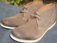 75% off NEW Mens John Varvatos USA Filmore Chukka  Boot Sandstone  Retail $275