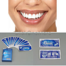 Pro Effects Professional 3D Teeth Whitening Bleaching Strips Enamel Safe