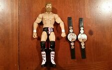 WWE Daniel Bryan Figure Mattel Elite Best of PPV  Wrestlemania TRU Tag Titles