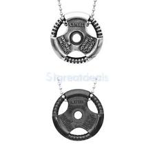 New Arrival Mens Jewelry Stainless Steel Steering Wheel Chain Pendant Necklace