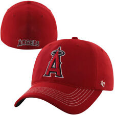 Los Angeles Angels of Anaheim '47 Game Time Closer Flex Hat - Red - MLB