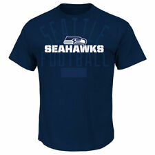 Seattle Seahawks Line To Gain II T-Shirt - College Navy - NFL