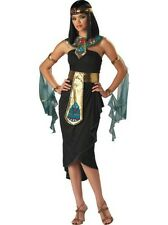 InCharacter Egyptian Cleopatra Adult Black Costume Fancy Dress Deluxe