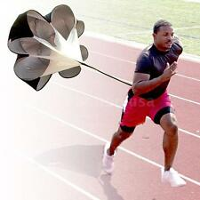 """56"""" Speed Resistance Training Parachute Running Chute Football Exercise New Y7O5"""