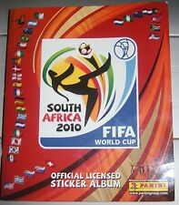 30 Panini 2010 FIFA World Cup stickers. Pick 30 from 407