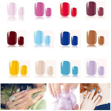 Acrylic Design False French Nails Sticks Full Nail tips Fake Art Cover Manicure