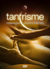 DVD Tantrisme - Massages et plaisirs intimes + CD