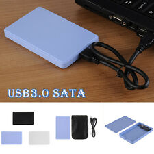 "2.5"" USB3.0 HDD External Enclosure 2TB SATA Hard Drive Disk Mobile Disk Box Cas"