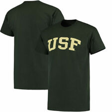 South Florida Bulls Basic Arch T-Shirt - Green - NCAA