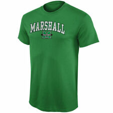 Marshall Thundering Herd Youth Arched University T-Shirt - Kelly Green - NCAA
