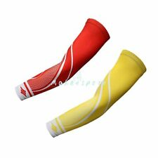 2017 Sport Bike Armbands Riding Sleeves Sunscreen Bicycle Cycling Arm Warmers