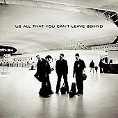 (CD) U2 - All That You Cant Leave Behind