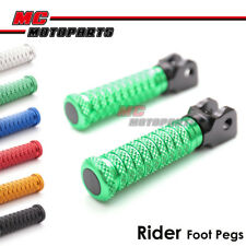 M-Grip CNC Front Foot Pegs For Triumph Daytona T595 1997 1998