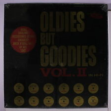 VARIOUS: Oldies But Goodies, Vol. 2 LP Sealed (Mono) Oldies