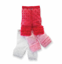Mud Pie Spring Easter Baby Girl Pink or White Lace Capri Leggings Sizes 361009