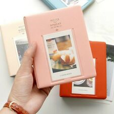 FujiFilm Instax  64 Pockets Mini Album Case Storage For Polaroid Photo Film Size