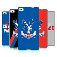 OFFICIAL CRYSTAL PALACE FC THE EAGLES SOFT GEL CASE FOR HUAWEI PHONES