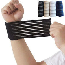 New Breathable Hand Wrist Support Band Protector Brace Elastic Injury Sport Gym