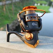 12+1BB HEAVY DUTY Metal Right Left Saltwater Sea Fishing Spinning Reel 10 Sizes